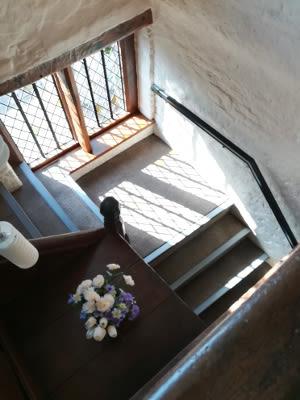 Grays stairway