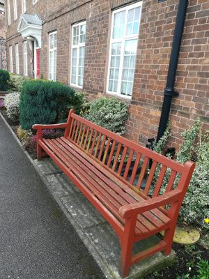 Leycroft Bench