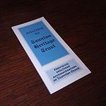 Publicity Leaflet