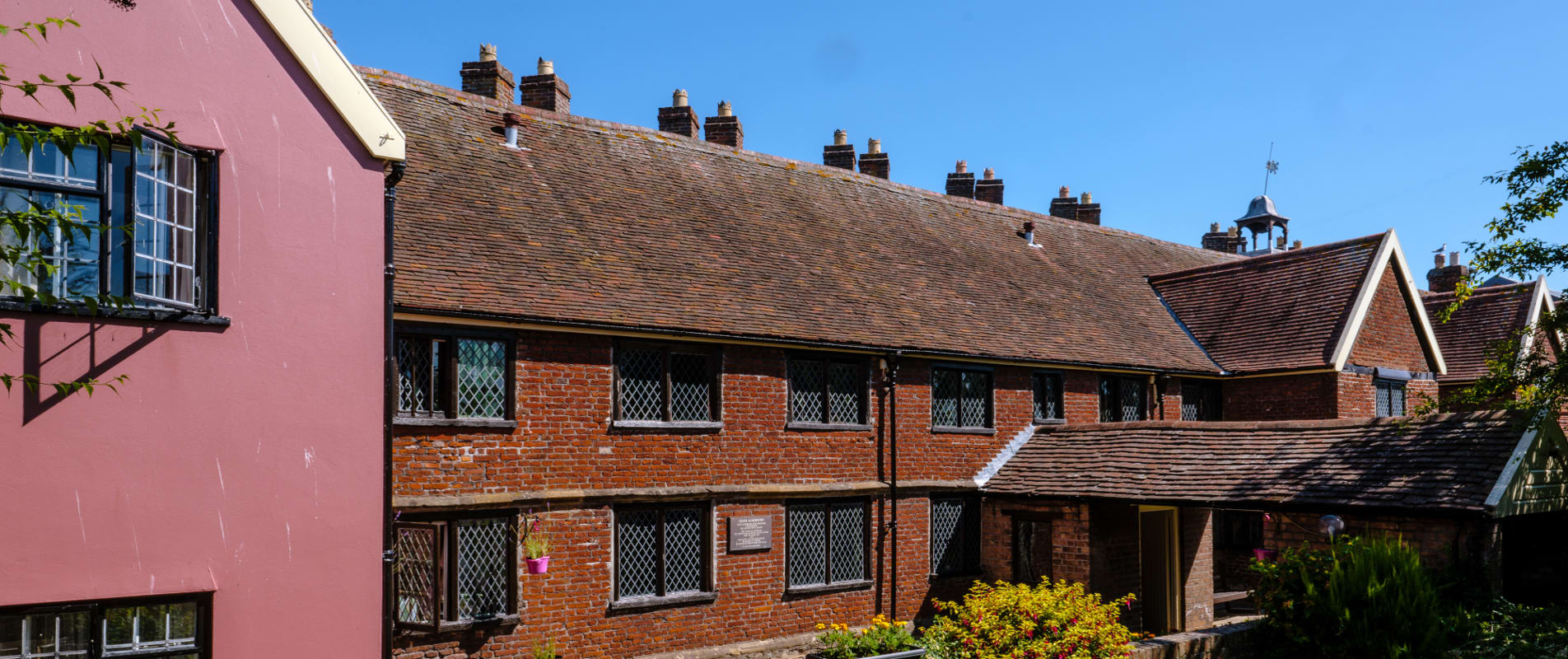 Almshouse Accommodation main